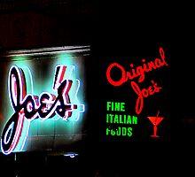 Eat At Joe's by Bob Wall
