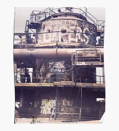 Urban Decay 1 Poster