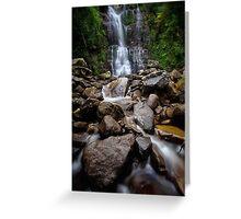Minnamurra Falls Greeting Card