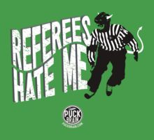 Referees Hate Me One Piece - Short Sleeve