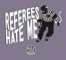 Referees Hate Me Kids Clothes