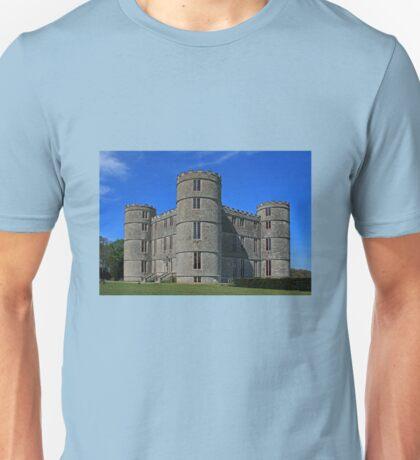 Lulworth Castle Reprised Unisex T-Shirt