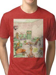 Prisoner's Waiting Room, Bugs Gone Bad Tri-blend T-Shirt