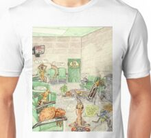 Prisoner's Waiting Room, Bugs Gone Bad Unisex T-Shirt