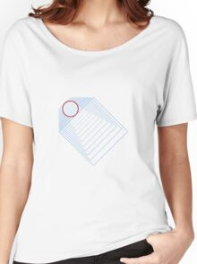 GeoShapes Women's Relaxed Fit T-Shirt