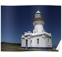 Point Perpendicular Lighthouse Poster