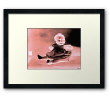 Look at the Pink Baby Framed Print