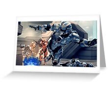 Halo 4 Greeting Card