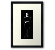 Sir James Framed Print