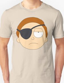 Evil Morty Unisex T-Shirt