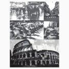 Roma;the beautiful city by bekkalily