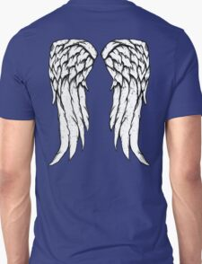 Daryl Dixon Wings - Zombie T-Shirt