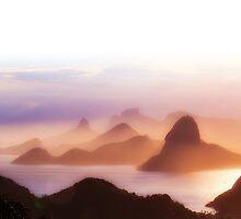 Insanely View of Rio de Janeiro by Philipe3d