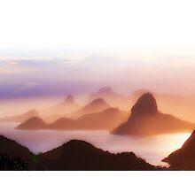 Insanely View of Rio de Janeiro Photographic Print