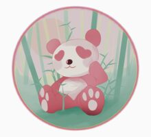 Red Panda Kids Tee
