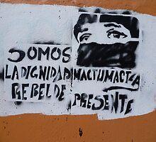 SOMOS LA DIGNIDAD REBELDE by BluHaze