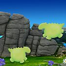 Dragon Paradise by Koekelijn