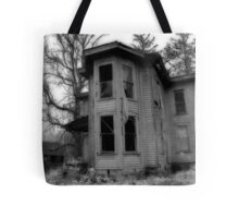 Ghostly Abode Tote Bag