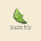 """Metapod """"I Know how to use Harden"""" iPhone / iPod Cover by Aaron Campbell"""