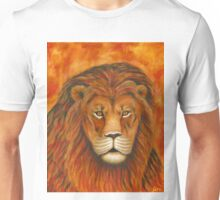 Heart of a Lion Unisex T-Shirt