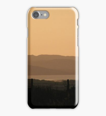 Mellow Evening over Donegal Ireland iPhone Case/Skin