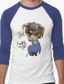FUS RO D'OH! Men's Baseball ¾ T-Shirt