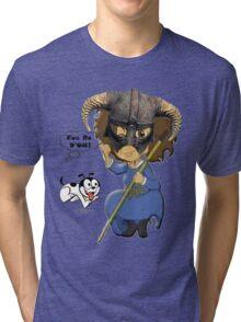FUS RO D'OH! Tri-blend T-Shirt