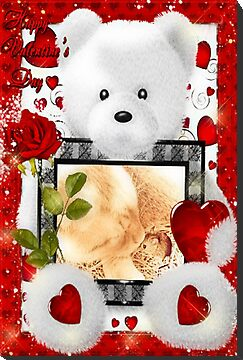 Cute Valentine's Card by missmoneypenny