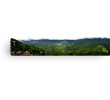 Sa Pa - Panorama Canvas Print