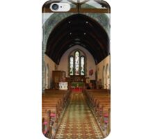 St Eunan 's Cathedral Raphoe, Donegal, Ireland iPhone Case/Skin
