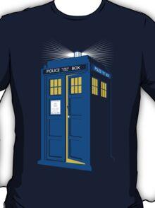 Bigger on the inside - 1 T-Shirt