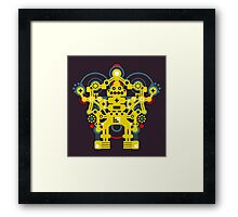 Mortimer. Framed Print