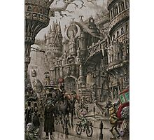 Suidemor, City of the Elder Fey Photographic Print