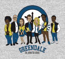 Greendale TAS One Piece - Long Sleeve
