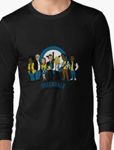 Greendale TAS Long Sleeve T-Shirt