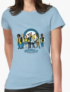 Greendale TAS Womens Fitted T-Shirt