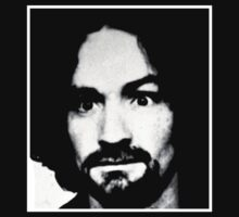 Classic Charlie Manson by killersnmadmen