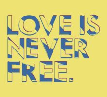 Free Love Kids Clothes