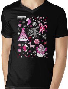 christmas Mens V-Neck T-Shirt