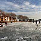 Ice Fun in Hoorn by Jo Nijenhuis