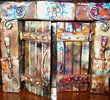 The Open Templar Doors by MarioCarta
