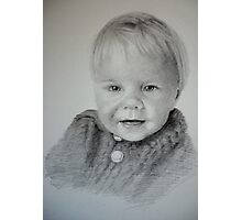 Child Portrait Photographic Print