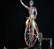 Wheelmen Of The Past by MarioCarta