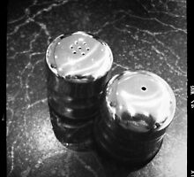 The ongoing debate between Salt and Pepper gets personal by robigeehk