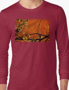 Backlit Branch Long Sleeve T-Shirt