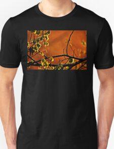 Backlit Branch Unisex T-Shirt
