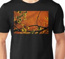 Backlit Branch Unisex T-Shirt