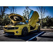 Transformers BumbleBee Photographic Print