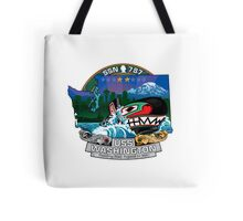 SSN-787 USS Washington Crest Tote Bag