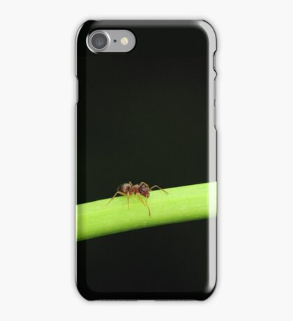Tightrope (Vertical) iPhone Case/Skin